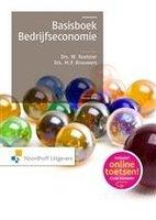 Basisboek bedrijfseconomie | 9789001829544